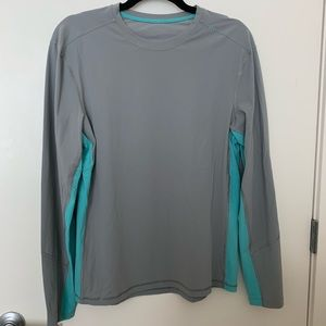 Block Out Long Sleeve